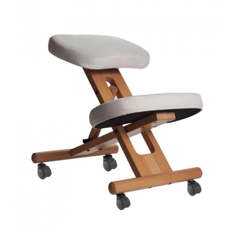 STABIDO® Arpège® Siège assis-genoux beige - Mobilier kiné - SISSEL Pro
