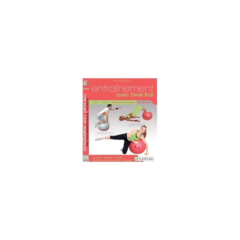 Livre d'entrainement avec Swiss Ball - Livres Pilates - SISSEL Pro