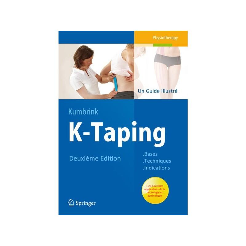 Livre K-Taping® - se former au K-Taping® - K-Tape® - SISSEL Pro