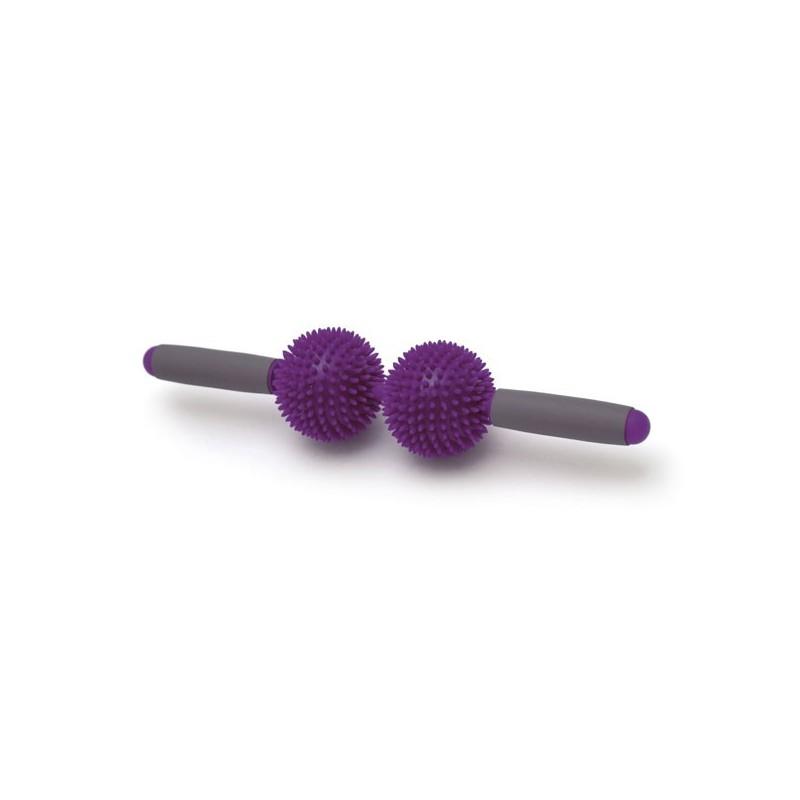 Spicky twin roller violet