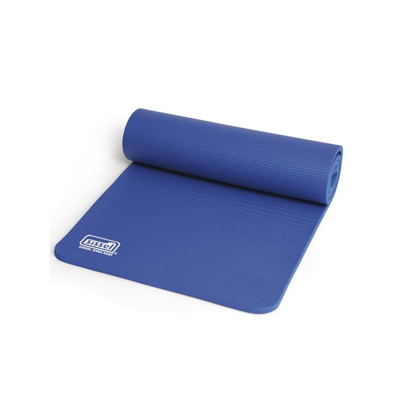 Tapis de gymnastique SISSEL® Pro bleu