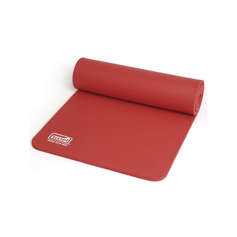 Tapis de gym SISSEL® Pro rouge