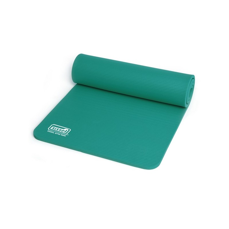 SISSEL® PRO Natte de Gymnastique vert - Natte de gym - SISSEL Pro