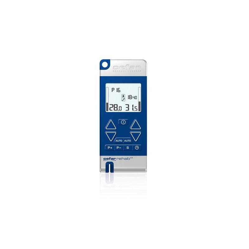 Stimulateur CefarCompex REHAB X2 - Appareil Electrostimulation - sisselpro.fr