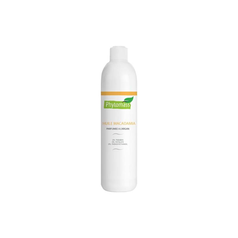 Huile de massage Phytomass® macadamia parfum argan - Huiles de massage