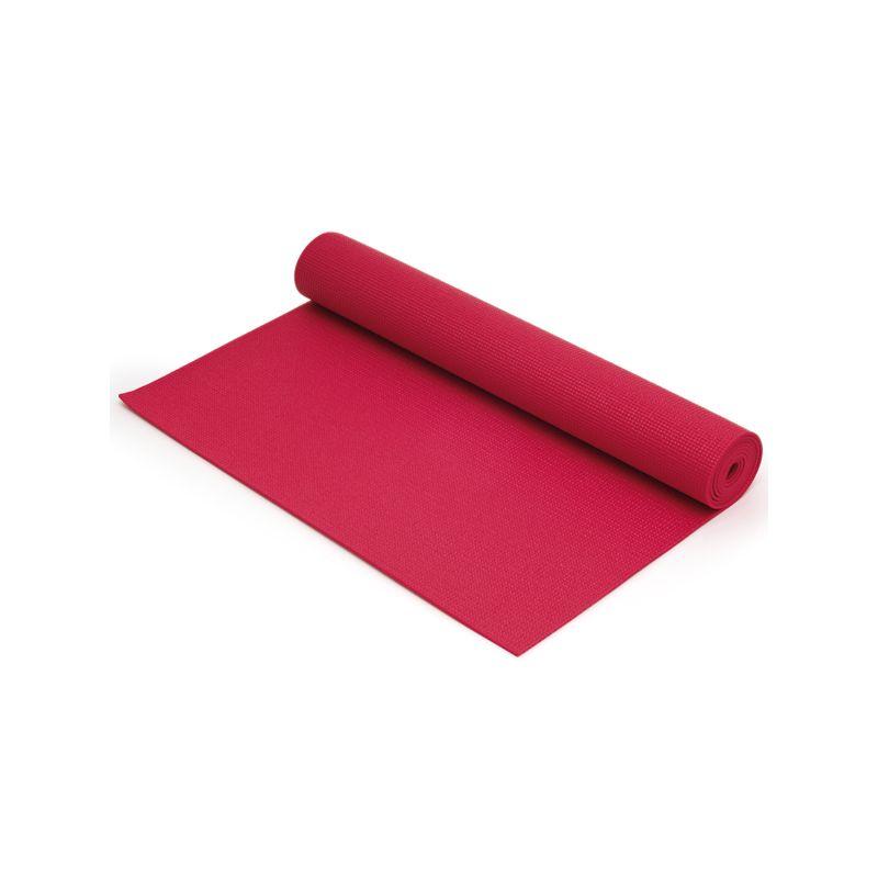 Tapis de Yoga SISSEL® rouge fuschia - Accessoires Yoga - SISSEL Pro