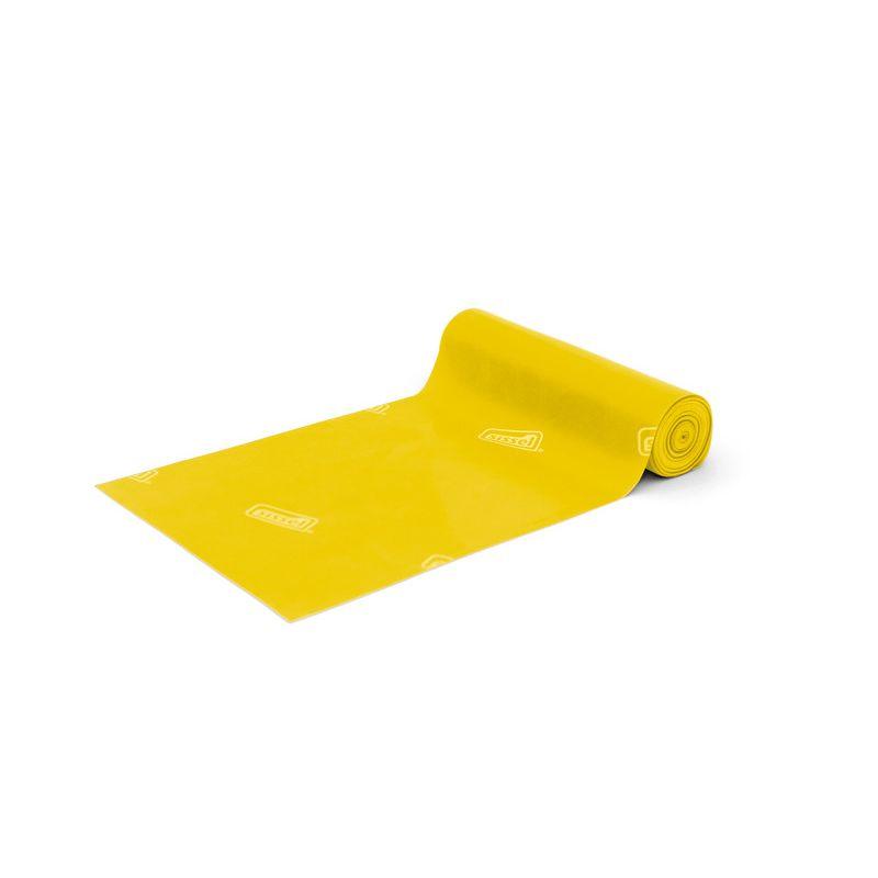SISSEL® FITBAND 5 m jaune  - Bande de tonification - SISSEL Pro