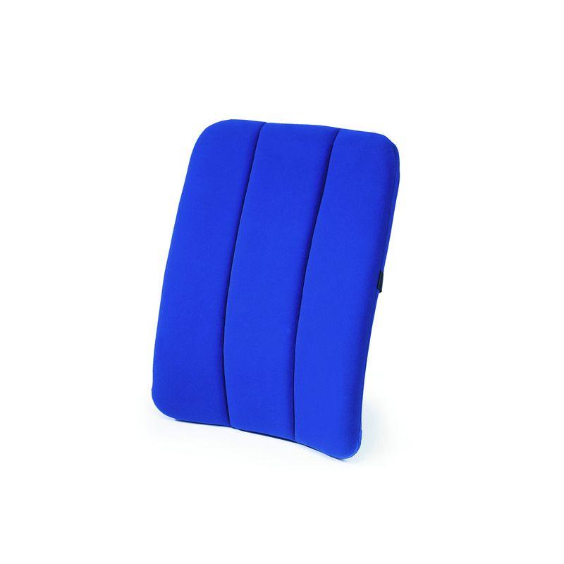 SISSEL® DORSABACK® CAR Coussin d'assise bleu - Coussin de voyage bleu