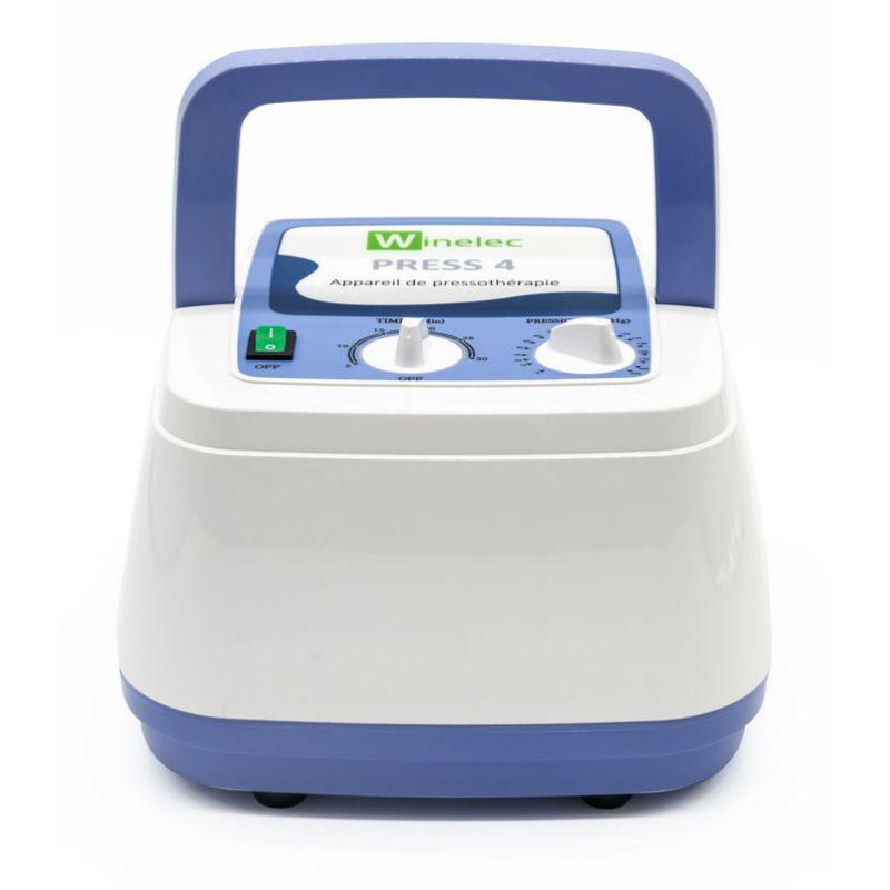 PRESS 4 Winelec® + 2 bottes - Appareil portable pressothérapie