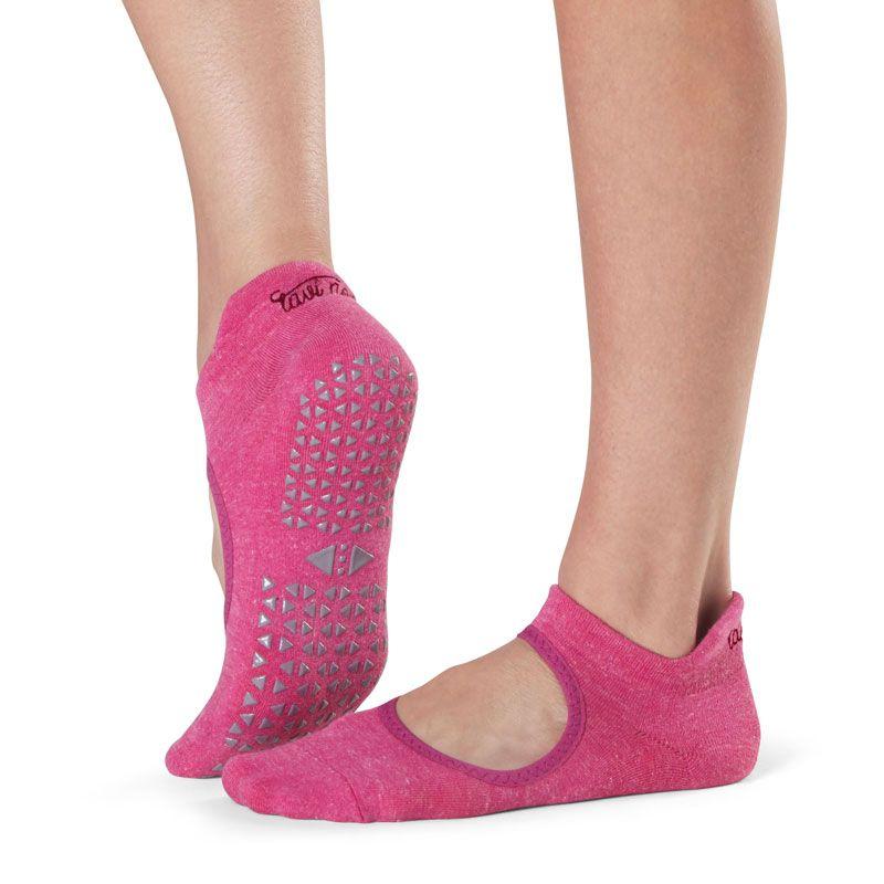 Chaussettes Pilates Tavi Noir® Emma Bloom | Chaussettes Yoga