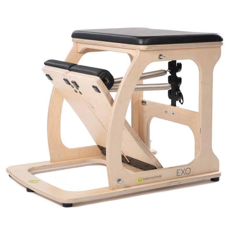 Exo® Chair Split Pedal Balanced body®