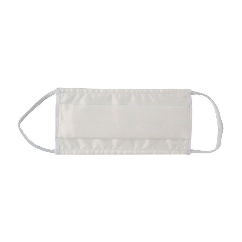 Masque barrière en tissu Winelec® face avant | Masque en tissu