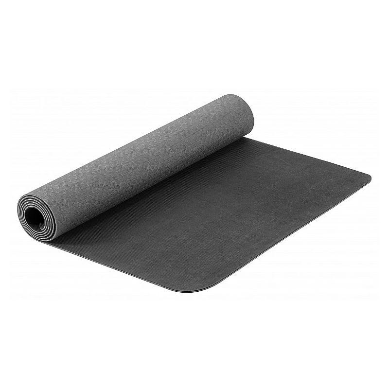 Tapis de yoga AIREX® Eco Pro gris anthracite