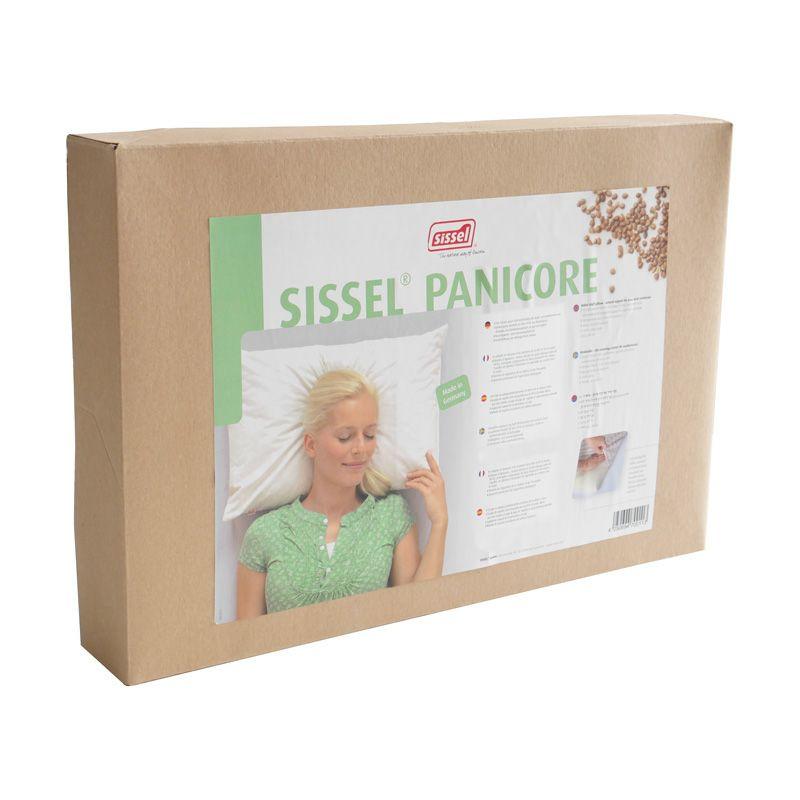Packaging SISSEL® PANICORE Oreiller en balles de millet