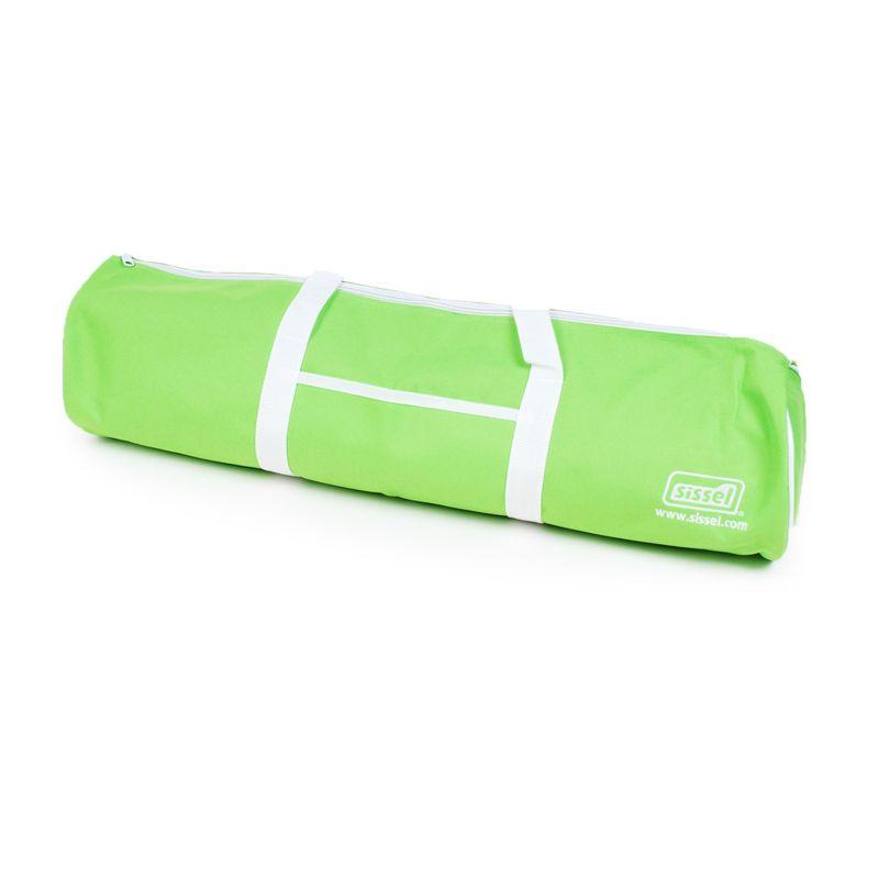 Sac de transport SISSEL® pour natte de Yoga vert