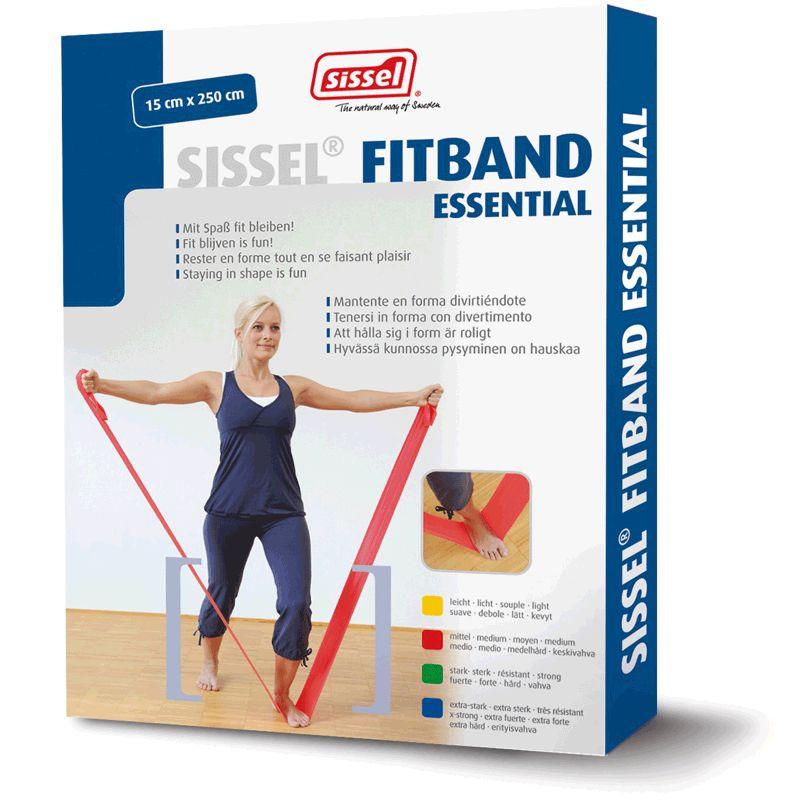 Packaging Bande élastique SISSEL® FITBAND
