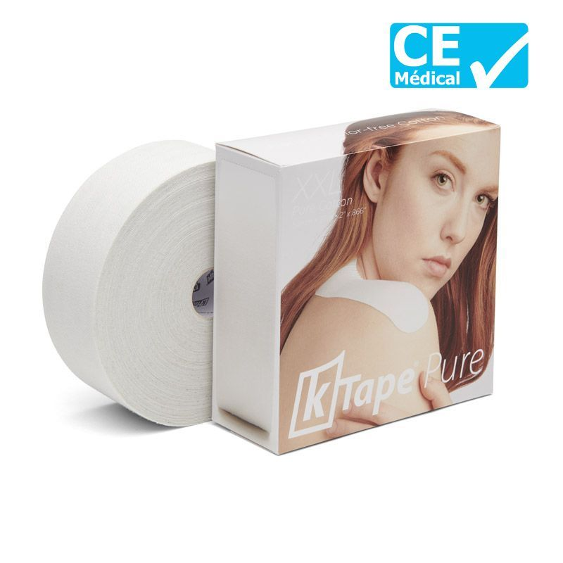 K-TAPE® XXL Pure 22m x 50mm