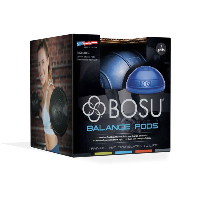 Boîte de deux BOSU® Balance Pods