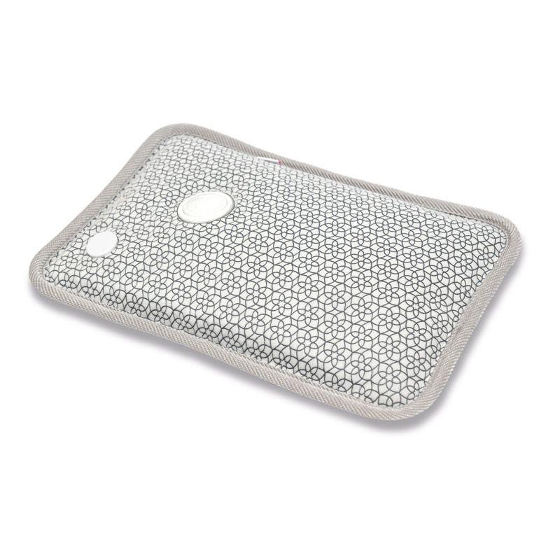 Bouillotte électrique SISSEL® Heat Wave grise