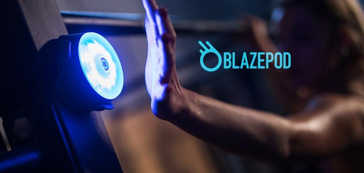Présentation de la marque BlazePod chez SISSEL France