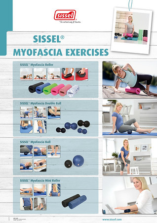 Poster Myofascia Products-M